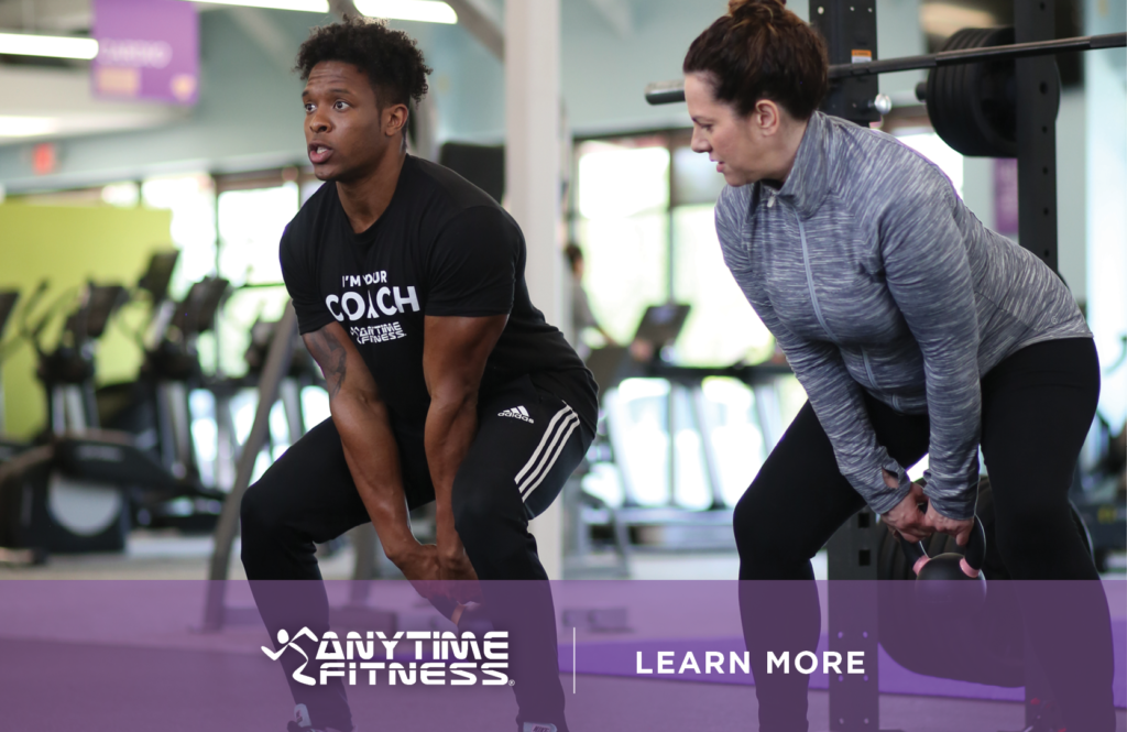 Learn more about Anytime Fitness
