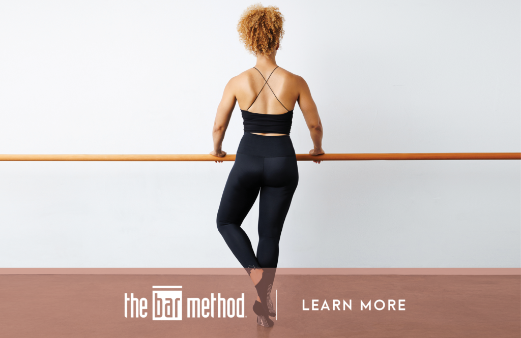 Learn more about The Bar Method